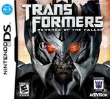 Transformers: Revenge of the Fallen -- Decepticons Version (Nintendo DS)